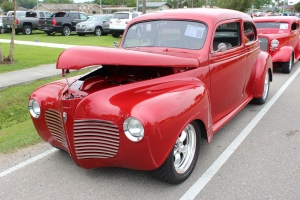 cars - 1941 Plymouth sedan Gary Lambert-front