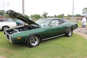 cars - 1974 Dodge Charger SE-front