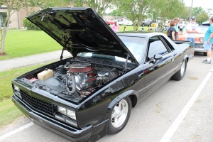 cars - 1985 Chevy El Camino Greg Cook-front