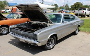 1967 Dodge Charger front left side
